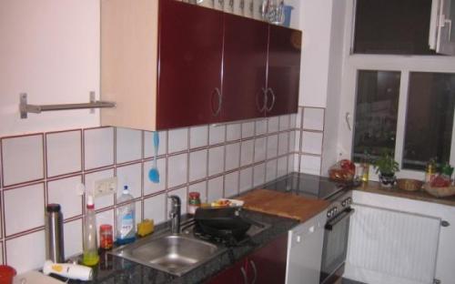 Küche - Ceran-Kochfeld