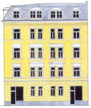 Haus in der Leonrodstraße